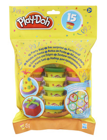 Playdoh 15 Tub Party Bag product photo