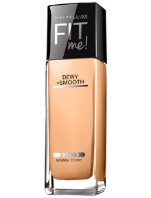 Maybelline Fit Me Foundation Liquid Dewy & Smooth product photo