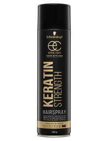 Schwarzkopf Extra Care Ultimate Keratin Hairspray 250g product photo