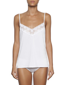 Essence Lace V Neck Camisole product photo
