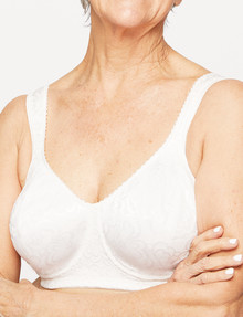 Playtex Ultimate Lift and Support Wirefree Bra B-E product photo