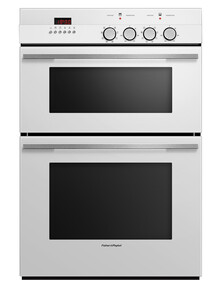 Fisher & Paykel Double Wall Oven OB60B77CEW3 product photo