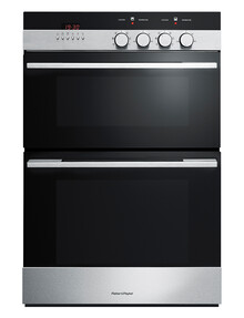Fisher & Paykel Double Wall Oven OB60B77DEX3 product photo