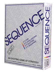 Games Sequence Board Game product photo