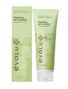 Evolu Regulating Gel Cleanser, 125ml product photo