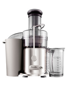 Breville Juice Fountain, Silver, BJE410CRO product photo