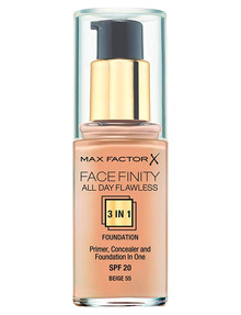 Max Factor Facefinity All Day Flawless 3-in-1 Foundation product photo