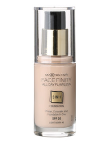 Max Factor Face Finity 3-in-1 Foundation product photo