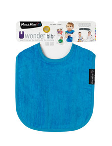 Mum 2 Mum Wonder Bib, Aqua product photo