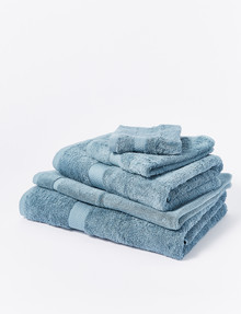 Sheridan Ryan Towel Range, Haze product photo
