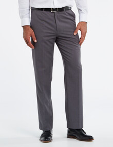 Bracks Vermont Flat Front Pant product photo