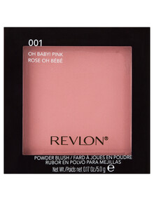Revlon Powder Blush Oh Baby! Pink product photo