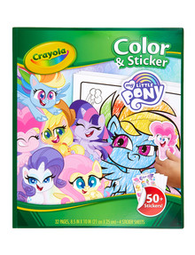 Crayola Disney Colour N Sticker Books - Assorted product photo
