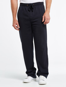 Chisel Essential Trackpant, Navy product photo