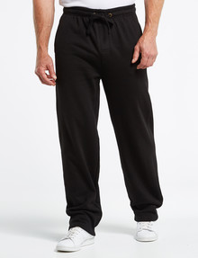 Chisel Ess Trackpant, Black product photo