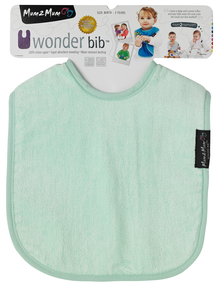 Mum 2 Mum Wonder Bib, Mint product photo