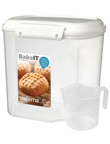 Sistema Bakery Container with Cup 2.4L product photo