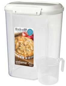 Sistema Bakery Container with Cup 3.25L product photo