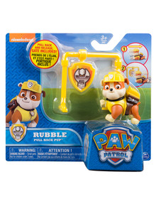 Paw Patrol Action Pack Pup With Badge - Assorted product photo