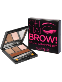 Australis Oh Hai Brow Shaping Kit product photo