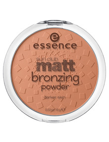Essence Sun Club Matt Bronzing Powder product photo