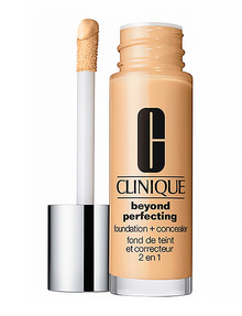 Clinique Beyond Perfecting Foundation and Concealer, 30ml product photo