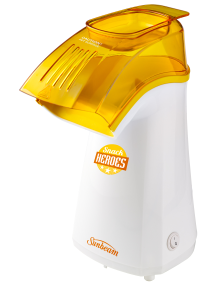 Sunbeam Snack Heroes Popcorn Maker, CP4600 product photo