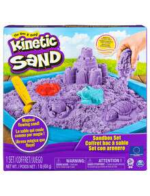 Kinetic Sand Box Set product photo
