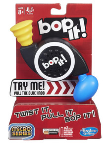 Hasbro Games Bop It Micro Series product photo