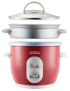 Sunbeam 3 Cup Rice Cooker, RC1000R product photo  THUMBNAIL