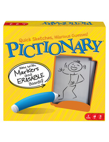 Mattel Games Pictionary product photo