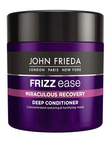 John Frieda Haircare Frizz Ease Miraculous Recovery Intensive Masque, 150ml product photo