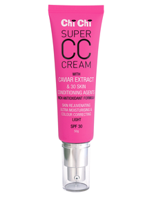 Chi Chi Super CC Cream - Light product photo