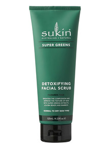 Sukin SuperG Facial Scrub, 125ml product photo
