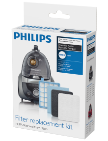 Philips Replacement Filter Kit FC8058/01 product photo