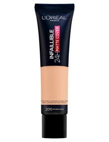 L'Oreal Paris Infallible Matte Foundation product photo