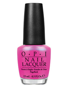 OPI Brights Hotter Thank You Pink product photo