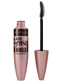 Maybelline Lash Sensational Full Fan Effect Mascara - Blackest Black product photo