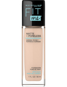 Maybelline Fit Me Matte + Poreless Foundation product photo