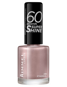 Rimmel 60 Seconds Super Shine Nail Polish product photo