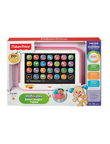 Fisher Price Smart Stages Tablet product photo