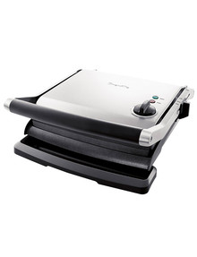 Breville The Adjusta Grill & Press, BGR250BSS product photo