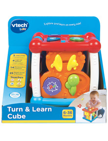 Vtech Turn & Learn Cube product photo