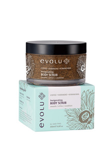 Evolu Invigorating Body Scrub, 200ml product photo