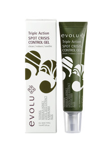 Evolu Triple Action Spot Crisis Control Gel, 15ml product photo