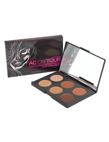 Australis AC On Tour Contouring & Highlighting Kit - Dark product photo