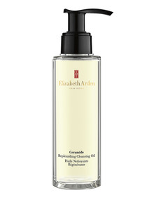 Elizabeth Arden Ceramide Replenishing Cleansing Oil, 200ml product photo