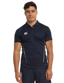 Canterbury Team Dry Polo, Navy product photo