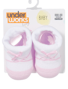 Underworks Turn Over Top Ballet Socks product photo