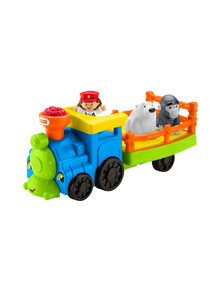 Fisher Price Little People Choo-Choo Zoo Train product photo